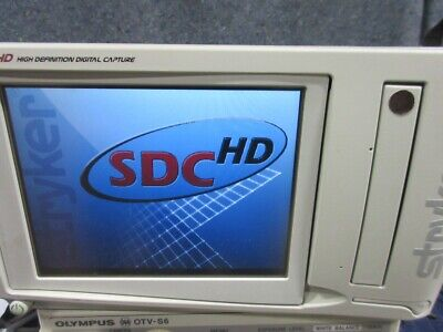 Stryker Sdc Hd Video Capture With Remote