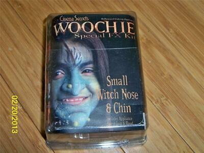 WOOCHIE EZ WITCH CHIN & NOSE MAKEUP KIT PROSTHETIC COSTUME CSEZ128](Woochie Nose)