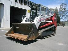Takeuchi TL 250 Skid Steer dry hire. Park Ridge Logan Area Preview