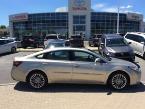 2016 Toyota Avalon LIMITED- ONE OWNER! CLEAN CARPROOF,LOCAL TRAD