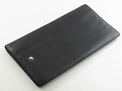 Montblanc Meisterstuck Wallet (used)