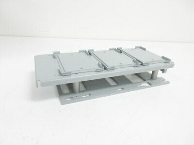 Tecan 10613031 Carrier 384 Well Mp 3 Microplate 3-position Landscape - Used