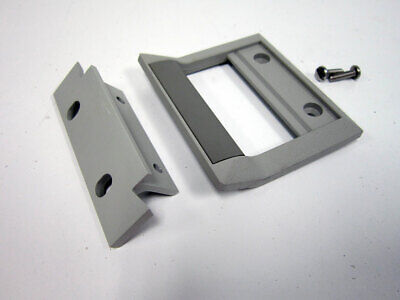 Hp 3.5 2u Rack Mount Matte Light Grey W Handle Test Equipment