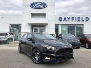 2018 Ford Focus ST SYNC 3 HID HEADLAMPS CRUISE CONTROL KEYLES...