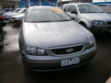 2004 Ford Falcon Sedan Maidstone Maribyrnong Area Preview