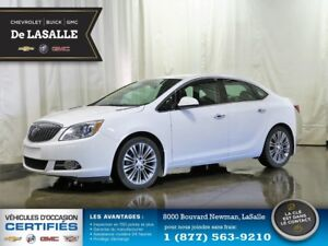 2014 Buick Verano Leather Low Millage, Well Maintained, No Accid