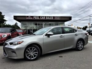 2016 Lexus ES ES300H|NAVI|HYBRID|2.5L FUEL EFFICIENT|