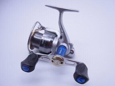 Daiwa 07 Luvias 2506 Spinning Fishing reel USED Good operation sea bass