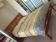 Urgent sell queen size bed and metress Wagaman Darwin City Preview