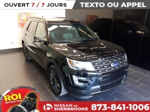 2017 Ford Explorer XLT+AWD+ENSEMBLE SPORT