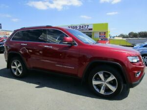 2015 Jeep Grand Cherokee WK MY15 Limited Burgundy 8 Speed Sports Automatic Wagon Kedron Brisbane North East Preview