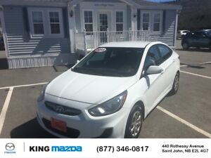 2013 Hyundai Accent L- $61 B/W BUDGET WISE...NEW MVI..SUPER CLEA