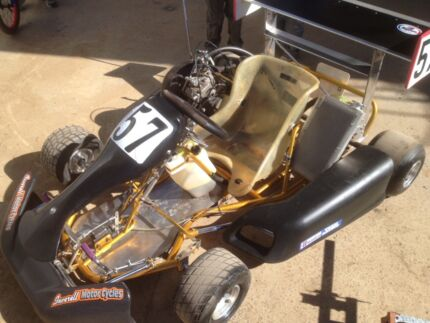 Racing go kart Inverell Inverell Area Preview