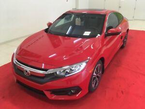 2018 Honda Civic Coupe EX-T 1.5L TURBO 174CH + ROUES 17PO EX-T 1
