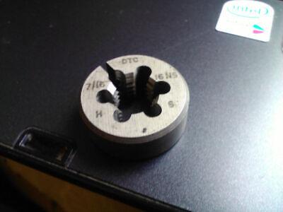 716-16 X 1 High Speed Steel Round Adjustable Die