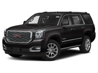 2020 Gmc Yukon  City of Montréal Greater Montréal Preview
