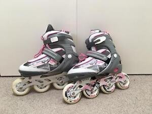 Rollerblades - as new! Port Melbourne Port Phillip Preview