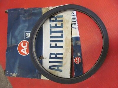 NOS 60 61 62 Corvette AC A350C Air Filter Pontiac GTO 6484295