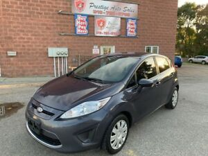 2012 Ford Fiesta SE/ONE OWNER/NO ACCIDENT/CERTIFIED/WARRANTY INC