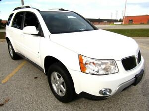 2009 Pontiac Torrent GT FWD **CERTIFIED ACCIDENT FREE** $6,499