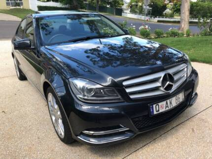 Mercedes Benz C250 Canberra City North Canberra Preview
