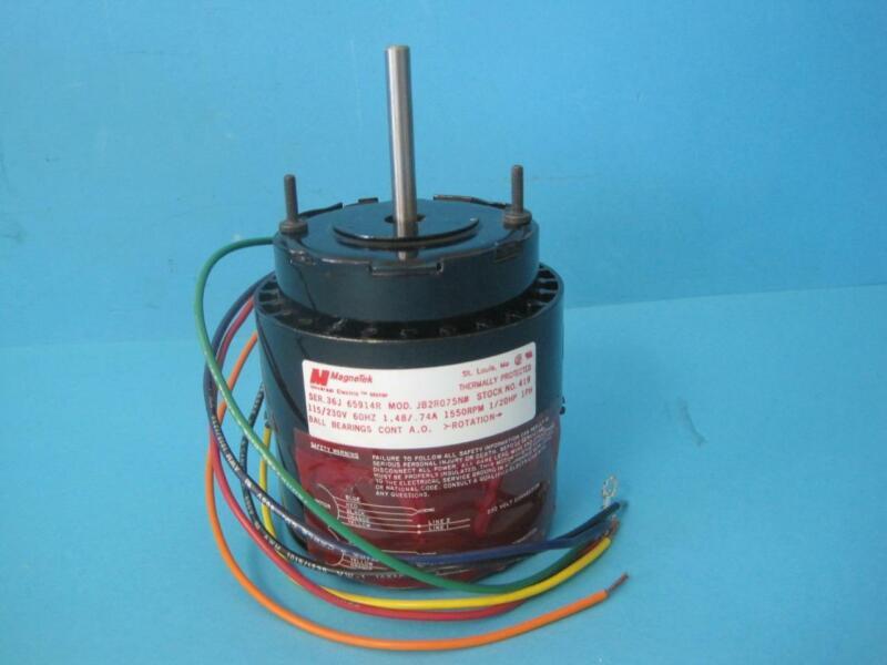Magnetek | Electric Motors | Surplus Industrial Equipment on