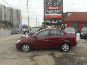 2008 Hyundai Accent GLS LOADED