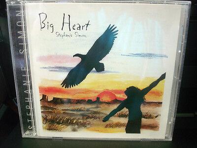 Big Heart  Cd  Stephanie Simon Worldwide Shipping Available