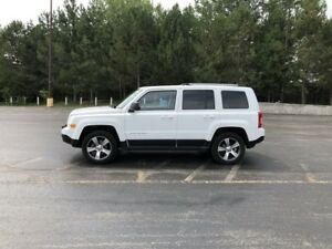 2016 Jeep PATRIOT HIGH ALTITUDE 4X4