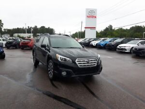 2015 Subaru Outback 3.6R w/Limited & Tech Pkg