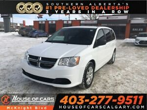 2015 Dodge Grand Caravan SXT / Bluetooth