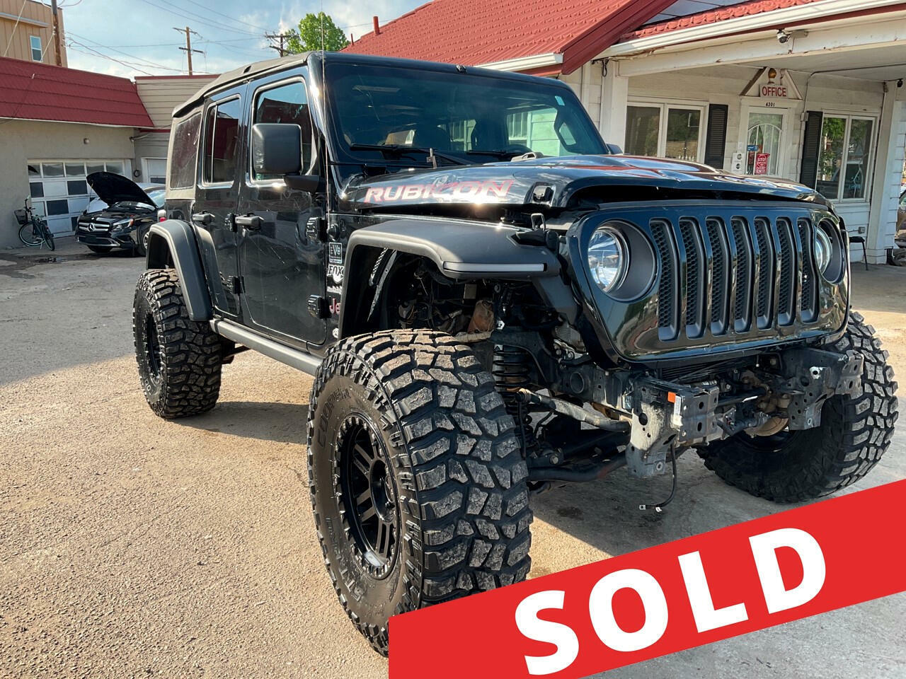 2018 Jeep Wrangler Unlimited, Black with 40835 Miles available now!