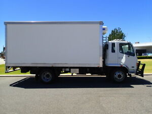 Mitsubishi 6 Tonne Freezer/Chiller Truck Welshpool Canning Area Preview