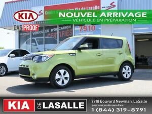 2014 Kia Soul LX+ Manuel // AC // Mags // Bluetooth ... Lease Re
