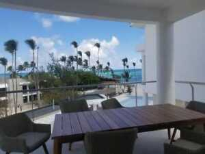 Beach front living condos for sale in Punta Cana, D.R.