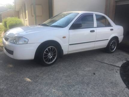 Mazda 323 Protagé Pearce Woden Valley Preview