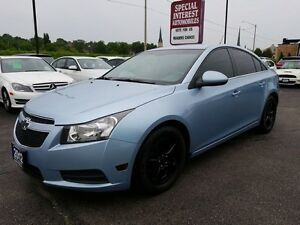 2012 Chevrolet Cruze LT Turbo ACCIDENT FREE !!  BLUE TOOTH !!