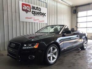 2012 Audi A5 2.0L Premium Plus / Décapotable / Navi