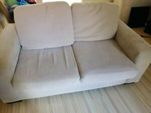 Couch and king size mattress available for free