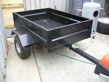 TIPPING TRAILER KARTS 4 Mowers - Quads - Tractors - PLSE CALL Eden Hill Bassendean Area Preview