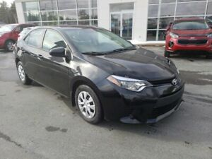 2015 Toyota Corolla New tires and Brakes. Remote starter.