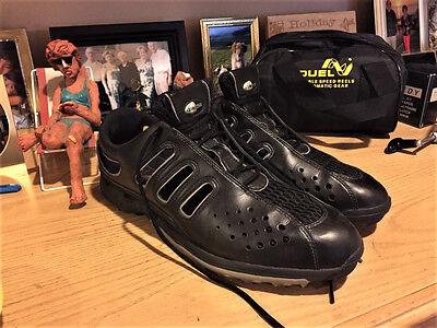 Men's Black adiPREME golf shoes Size 12 1/2