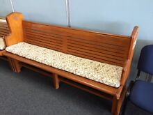 Church Pews Redcliffe Redcliffe Area Preview