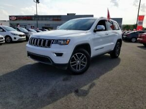 2017 Jeep Grand Cherokee **Limited**4x4**Toit Panoramique**