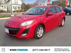 2010 Mazda Mazda3 GS SPORT..AUTO...ONE OWNER..BLUETOOTH GS SPORT