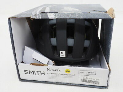 Smith Overtake Mips Road Cycling Helmet Size Medium 55-59cm White New