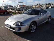 Beauty 1994 Toyota Supra 3.0i - Stock and Low 103k KMs Coogee Cockburn Area Preview