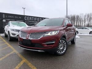 2017 Lincoln MKC Reserve SYNC 3|LINCOLN DRIVE CONTROL|KEYLESS...