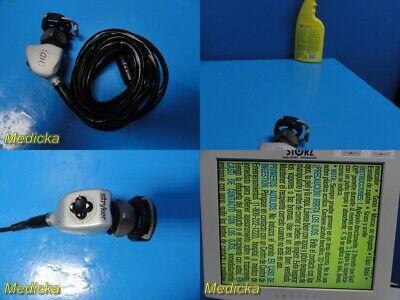 Stryker 1088-210-105 Hd Endoscopy Camera Head W 1188-020-122 Coupler 24923