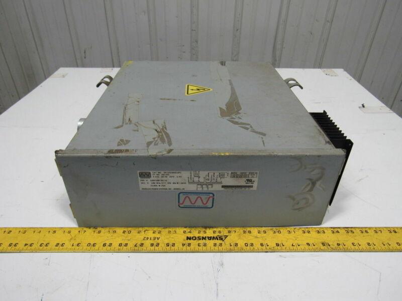 Marelco 201-1119 5 KVA Transformer 480V Pri 480 WYE/277,120 24VDC Sec